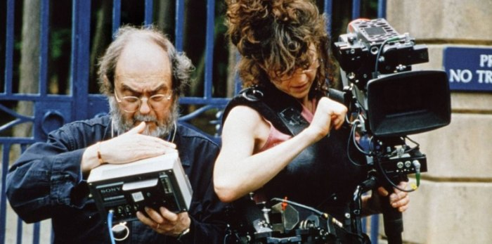 Stanely-Kubrick-on-the-set