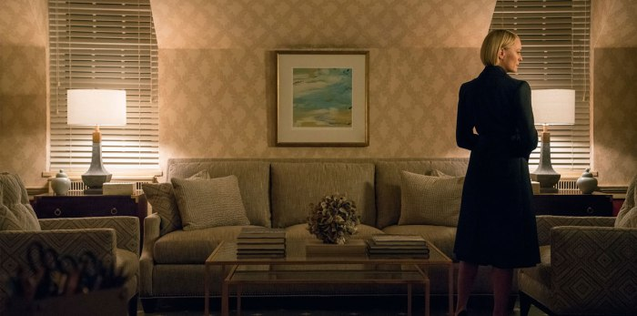House-of-Cards---Claire-alone
